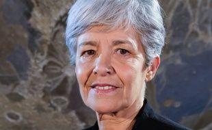 L'astronaute française Claudie Haigneré, le 24 avril 2019