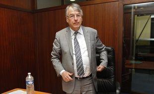 Jean-René Lecerf, futur président du Nord