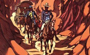 Extrait du western
