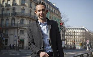 Ian Brossat, en charge du logement à la Mairie de Pari