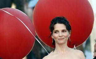 Juliette Binoche joue dans «Le Voyage du Ballon Rouge» de Hou Hsiao Hsien pour «Un Certain Regard»