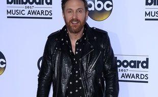 David Guetta aux Billboard Music Awards.