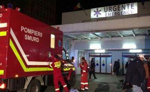 Roumanie: un incendie dans une discothèque fait 27 morts à Bucarest