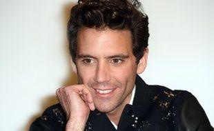 Le chanteur Mika.