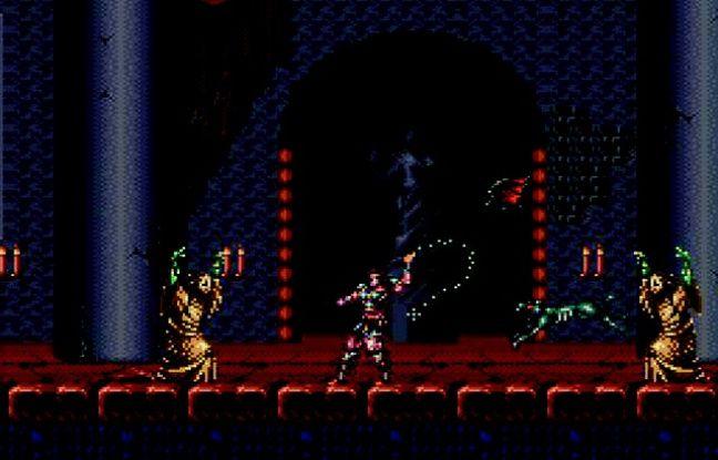 Super Castlevania IV un jeu d'action et de plate-forme gothique aux côtés de Simon Belmont.