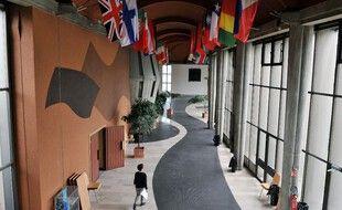 L'école nationale de la magistrature (ENM) à Bordeaux en 2009.