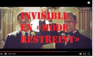 Le «mode restreint» de YouTube rend impossible le visionnage de certains contenus liés aux thématiques LGBT, comme le clip de «Same Love», le tube de Macklemore.