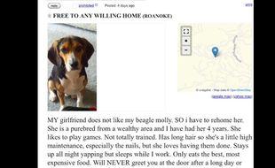sa copine lui demande de choisir entre elle et le chien il choisit le chien. Black Bedroom Furniture Sets. Home Design Ideas