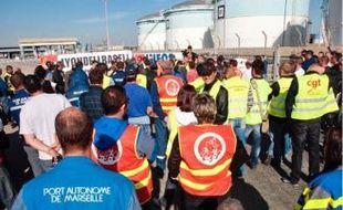 La CGT des ports et docks appelle les travailleurs portuaires à la grève ce week-end.