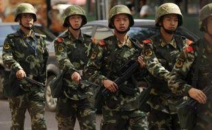 Le Xinjiang, l'immense région de tradition musulmane aux confins de la Chine du nord-ouest, a de nouveau été ensanglanté mercredi par des affrontements particulièrement violents, faisant officiellement 27 morts.