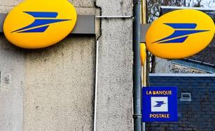 La Banque postale.