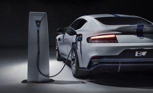 Aston Martin bientôt 100% électrique