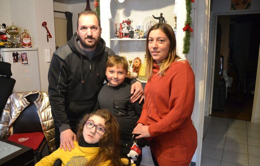 Montpellier : La famille de Manon attend désespérément un logement adapté à son handicap