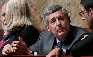Henri Guaino à l'Assemblée nationale, le 5 juin 2013.