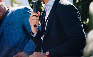 Thomas Tihy, responsable départemental des Jeunes Républicains de Loire-Atlantique.