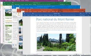Plus de simplicité et de partage: Office 2016 de Microsoft joue la carte de l'épure.