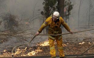 Les pompiers et pompières australiennes sont à pied d'oeuvre depuis des mois.