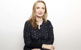 La réalisatrice Julie Delpy au festival du Sundance le 22 janvier 2016