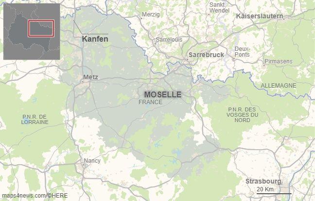 Kanfen en Moselle.