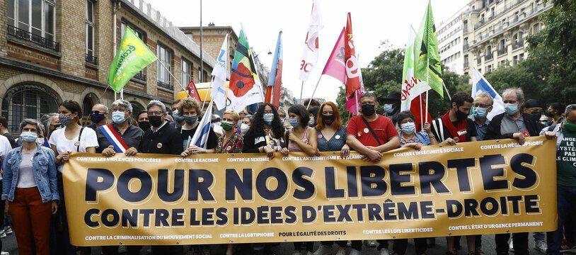 Plusieurs Marches des libertés sont prévues ce samedi.