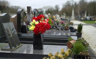 Le cimetière de Chaplan (Essonne)