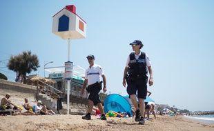 Huit agents au total vont se partager toutes les plages de la ville