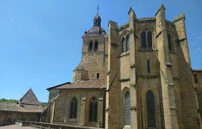 Saint-Antoine-l'Abbaye en Isère, en juin 2020.