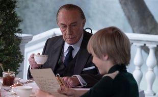 Christopher Plummer dans Tout l'argent du monde de Ridley Scott