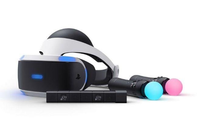 Le casque PlayStation VR de Sony anime le marché des consoles de jeux en cette fin d'année.