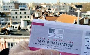 Le gouvernement veut contrer les critiques sur la taxe d'habitation (image d'illustration).