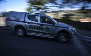 Une voiture de la Garde nationale républicaine portugaise, l'équivalent de la gendarmerie. (illustration)