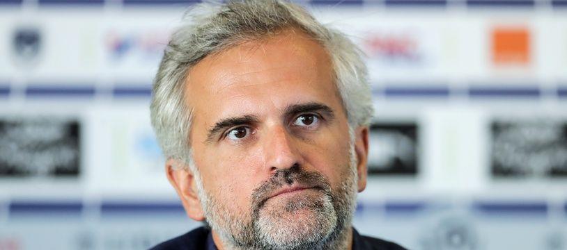 Le président des Girondins