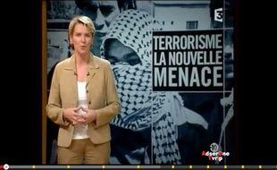 Le reportage, qui démarre à la 55e minute, racontait l'endoctrinement de Chérif Kouachi, aujourd'hui âgé de 32 ans