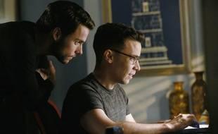 Jack Falahee et Conrad Ricamora incarnent Connor et Oliver dans «How To Get Away With Murder», série diffusée en france sous le titre «Murder».