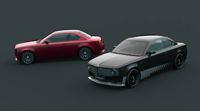 Voici à quoi ressemble la BMW 2002 du 21e siècle (+ vidéo)