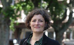 Jeanne Barseghian, la nouvelle maire de Strasbourg.
