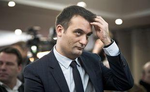 Florian Philippot a réagi à la sortie du film Chez Nous, critique du F
