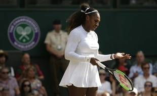 Serena Williams à Wimbledon
