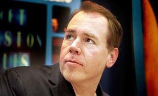 Bret Easton Ellis en octobre 2005.