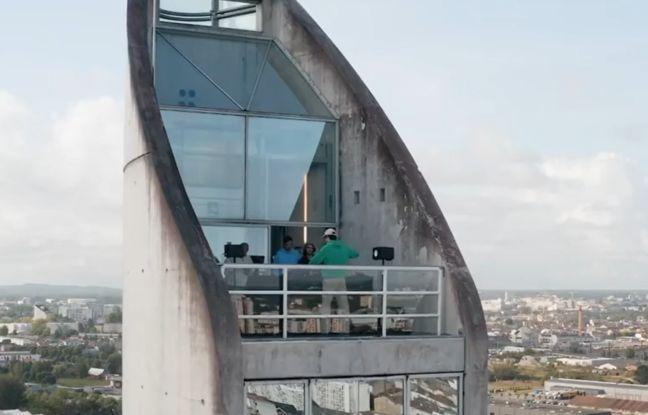 Le collectif de musique électronique Bel Horizon, sort un teaser de son set vidéo tourné en haut du pont Chaban-Delmas à Bordeaux