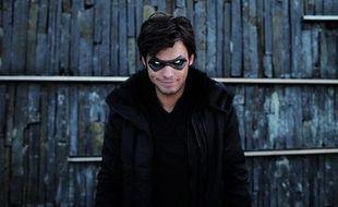 Orelsan, dans le clip Raelsan