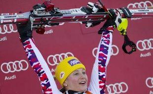 L'Autrichienne Michaela Kirchgasser a signé dimanche à Kranjska Gora la 2e victoire de sa carrière en Coupe du monde, la première en slalom, vengeant ainsi sa coéquipière Marlies Schild, imbattable depuis le début de la saison, mais sortie en 1re manche.