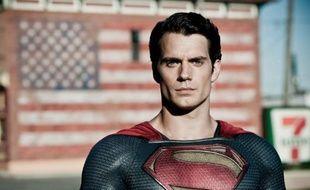 Henry Cavill incarne Superman dans «Man of Steel».