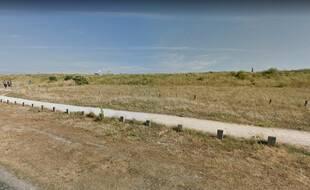 La dune de Léchiagat, à Treffiagat, dans le Finistère, est victime de l'érosion.