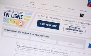 Le piratage n'a concerné qu'environ 2.000 des quelque 31 millions de comptes fiscaux en ligne.
