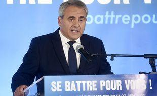 Xavier Bertrand réélu président des hauts-de-France.