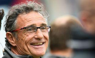Guy Noves, nouveau sélectionneur de l'équipe de France de rugby.