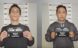 Les trafiquants de marijuana défoncés ont appelé la police.