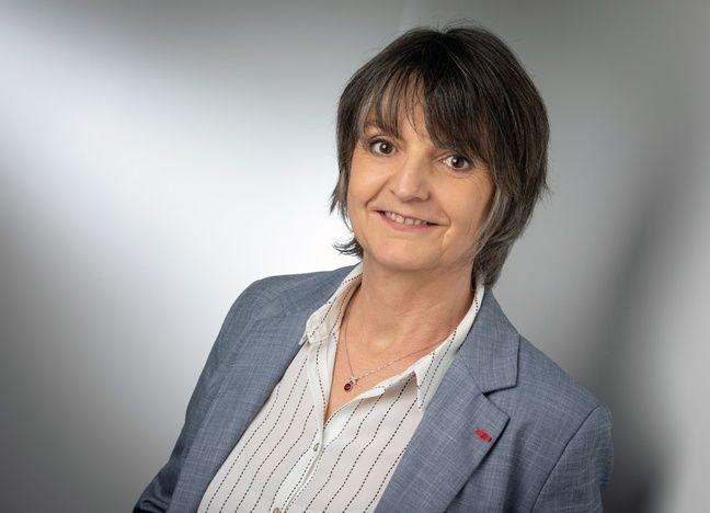 Fanny Reyre-Menard, présidente de l'U2P en Pays-de-la-Loire.