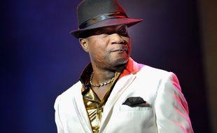 Le chanteur congolais Koffi Olomidé.
